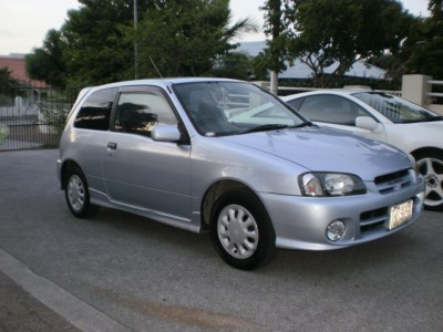 K 18-59Toyota GLANZA shinishi