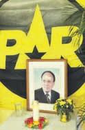 RIP-bij sede PAR