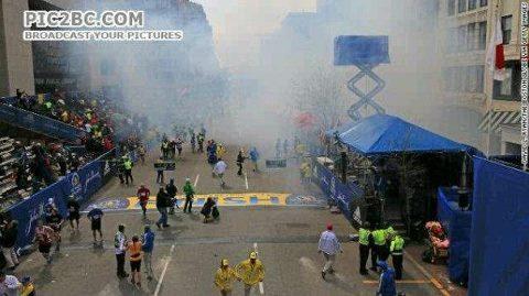 explosie boston