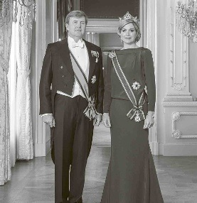 Willem en maxima