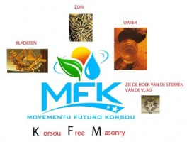 Het logo van MFK vertoont opvallende kenmerken van Vrijmetselarij tekens en symbolen