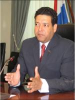 Alex Rosaria, fractieleider van PAIS