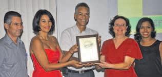 Smoc wil de prijs die zij in 2007 hebben gekregen - de Rayo di Solo - teruggeven omdat eind december aan Refinería Isla (foto) een zelfde soort prijs is uitgereikt, de Solo di Oro. FOTO JEU OLIMPIO