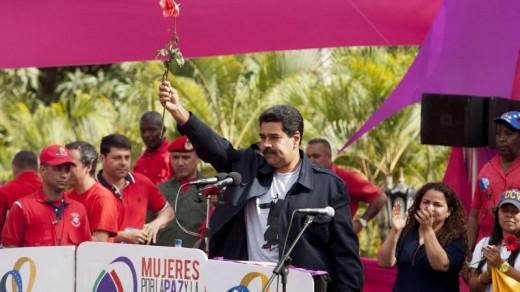 Maduro deed een oproep voor een vredesconferentie.