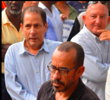 Eldon Peppie Sulvaran en Chester Peterson S&P lawyers: 'Wij mogen rechterlijke macht corrupt noemen'