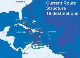 De Curaçaose luchtvaartmaatschappij Insel Air vliegt op het moment op zestien bestemmingen. In Venezuela wordt gevlogen op hoofdstad Caracas (Maiquetía) en daarnaast op Las Piedras, Valencia, Barquisimeto en Maracaibo. Deze luchtbrug is van groot belang voor het toerisme en de economie van Curaçao; in 2013 kwam 21 procent van alle verblijfstoeristen uit Venezuela samen goed voor 611.000 overnachtingen.