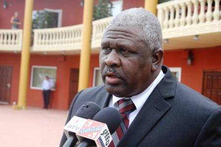 Korpschef Marlon Wernet is aangesteld door ex-Minister van Justitie Elmer 'Kade' Wilsoe