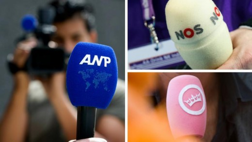 Pers in Nederland ©ANP