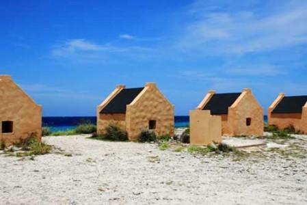 Bonaire-slavenhuisjes