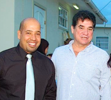 Robertico 'Robbie' dos Santos en George 'Jorge' Jamaloodin-2