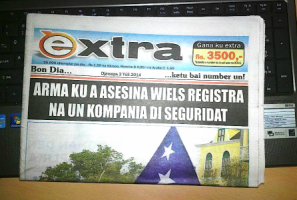 Wapen, Extra, security bedrijf