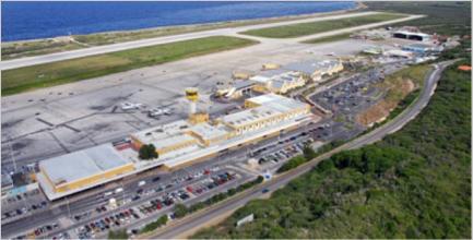 Hato Airport weer minder