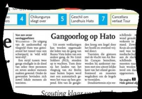 schietpartij -hato-0-gangoorlog