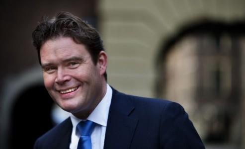 Wekelijkse ministerraad Nieuwe klus, maar Weekers ziet zijn carrière verder buiten de politiek. ANP / Jerry Lampen