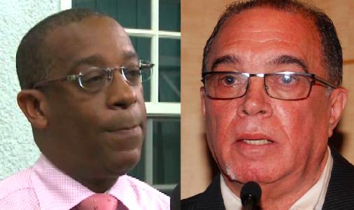 """SOAB Direcetur Geomaly Martis en Eduardo 'Dito' Vlieg lichtten het volk valselijk voor in Comissie van Toezicht VDC: Pers negatief. """"Hoewel de commissie in 2012 aan de toenmalige minister(s) van Algemene Zaken positief had geadviseerd omtrent het voornemen over te gaan tot het daadwerkelijk ontslag van Edsel Gumbs als hoofd van de VDCS"""