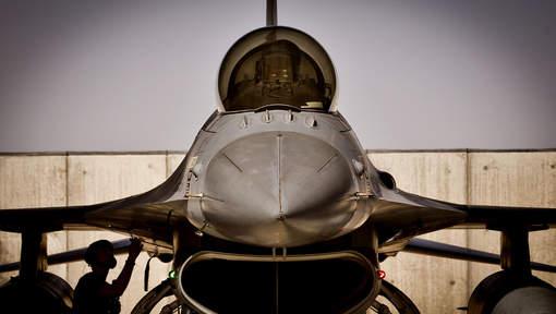 F16 Archief foto