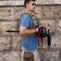 James Foley op een ongedateerde foto © EPA.