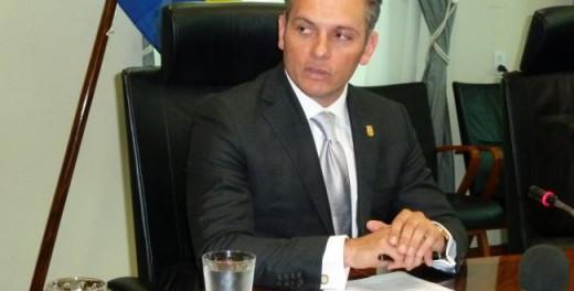 Minister Algemene Zaken en MP Gerrit Schotte-VDC
