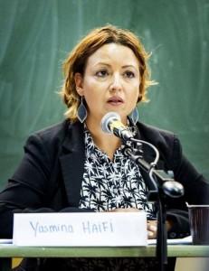 Yasmina Haifi Foto    ANP