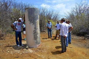 De beltoren van Porto Marie | Foto |  Persbureau Curaçao