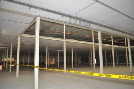 Het nieuwe gebouw van Building Depot in Zeelandia