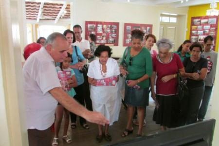 expositie over punda, 'La Boutique del Caribe'