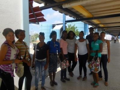 University of Curaçao Dr. Moises da Costa Gomez (UoC) de algemene introductiedagen