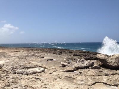 Playa Kanoa is een redelijk afgelegen gebied - Foto |  Leoni Leidel-Schenk