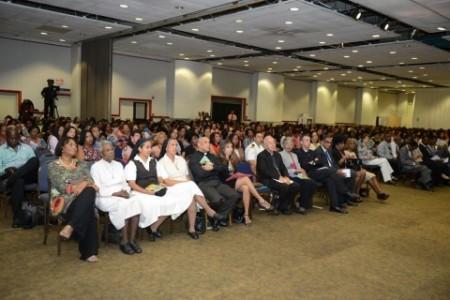 Traditionele startconferentie van het Rooms Katholiek Centraal Schoolbestuur (RKCS)