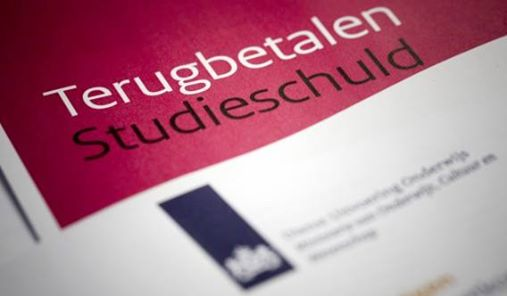 Oplossing studieschuld nabij