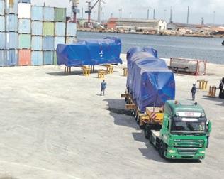 De Wärtsila-machines zijn op Curaçao