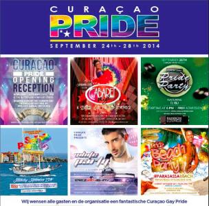 Curacao Gay Pride 2014