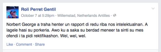 2014 10 07 - Roli Perret Gentil - rectificatie Norbert George