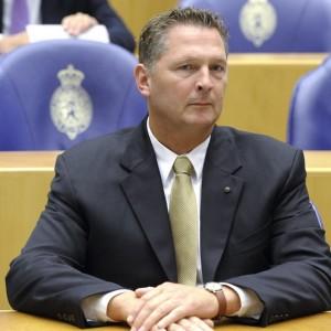 Tweede Kamerlid André Bosman (VVD)