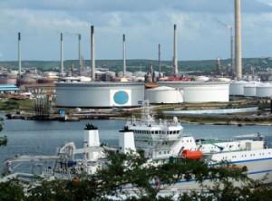 Isla-raffinaderij Curaçao