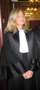 Rechter mr. Maroeska Scholte