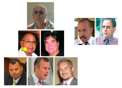 Corallo, Asjes, Heyliger, Schotte, Sulvaran Peterson
