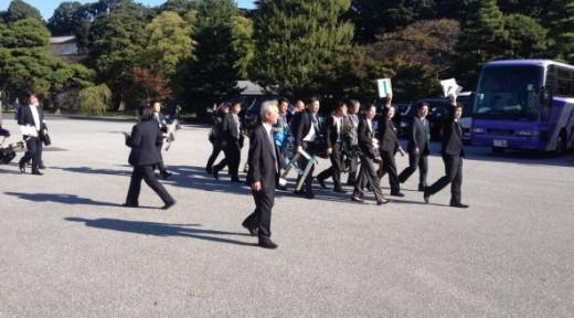 Japanse journalisten