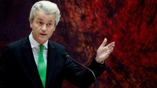 Als Wilders veroordeeld wordt voor zijn uitspraken, zal hij waarschijnlijk een taakstraf krijgen   ANP .