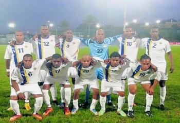 De Curaçaose ploeg moest tegen Trinidad & Tobago een nederlaag incasseren op de eindronde van de Caribbean Cup.
