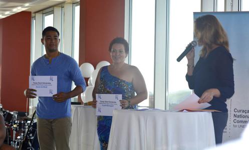 Dag van de Media: jonge talenten mogen gratis naar de masterclass | Foto: Persbureau Curacao