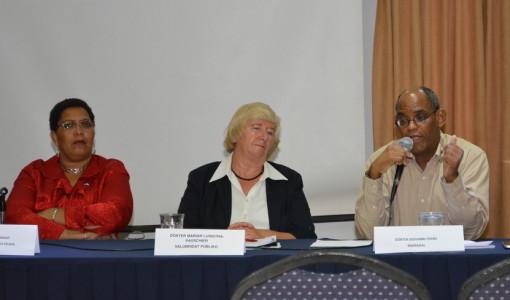 Informatiebijeenkomst ebola Foto |  Extra Bonaire