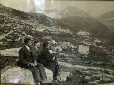 Een landschap zoals Hugenholtz het heeft gefotografeerd