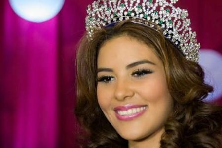 Miss Honduras Maria Jose Alvarado vermist   Foto AFP