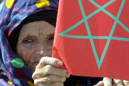 Het opzeggen van het verdrag is een 'onvriendelijke daad', vinden de Marokkanen - Foto |  AFP