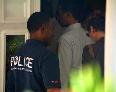 Financieel politieonderzoek Curaçao in de lift   Foto Persbureau Curacao