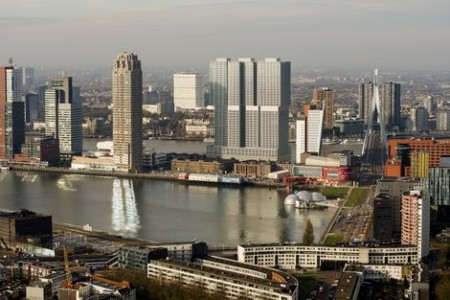 Rotterdam beste stad van Europa | Foto ANP