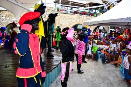 Zaterdag Sinterklaasfeest in het Riffort