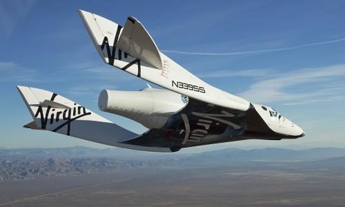 Ruimtevaartproject Virgin Galactic gaat door ondanks crash