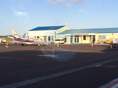 Luchthaven  Aruba